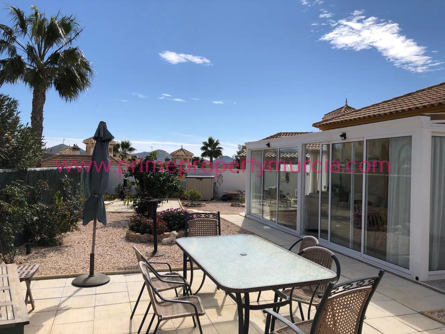 Mazarron Country Club Murcia Detached Villa 129995 €
