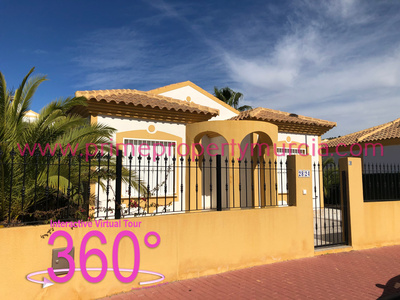 Ref:1788 Detached Villa For Sale in Mazarron Country Club