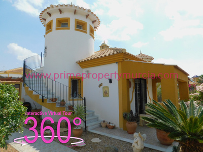 Ref:1789 Detached Villa For Sale in Mazarron Country Club
