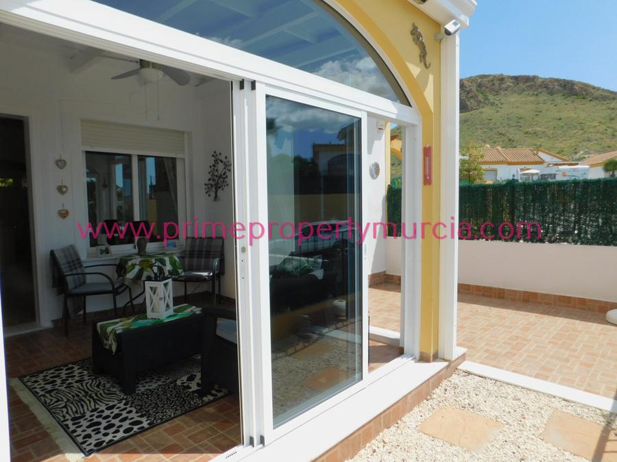 2 Bedroom Villa Mazarron Country Club