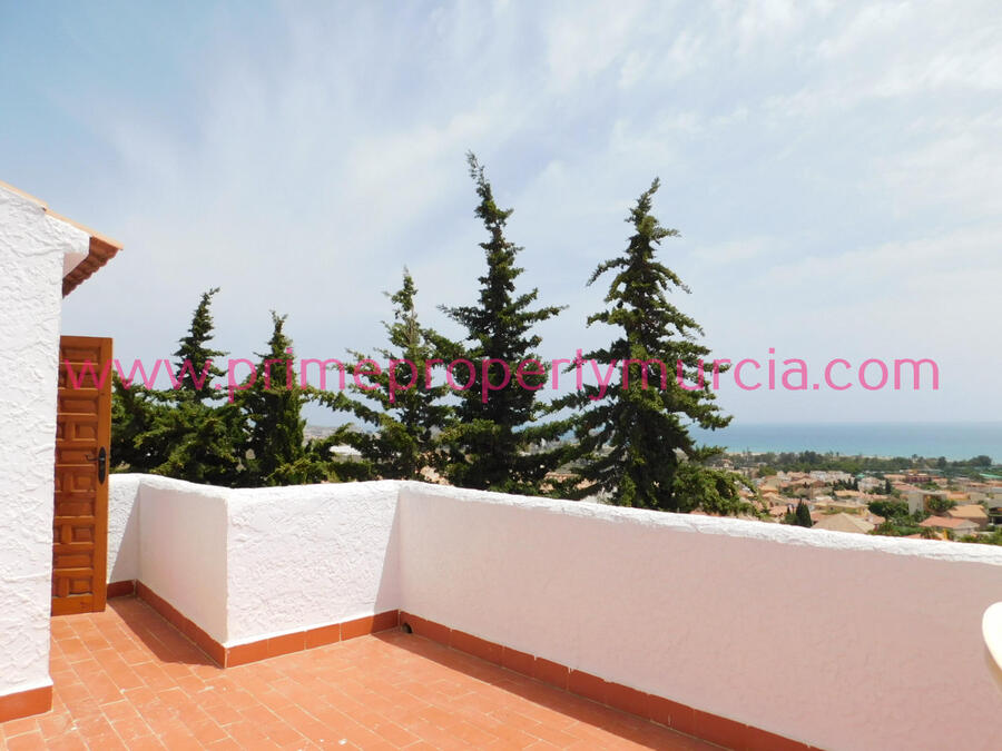 Detached Villa Bolnuevo 3 Bedroom