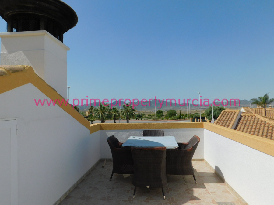 Mazarron Country Club Murcia Detached Villa 209900 €