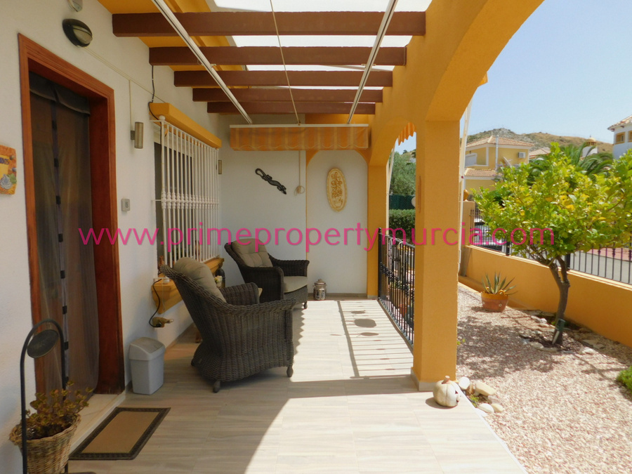 2 Bedroom Mazarron Country Club Detached Villa