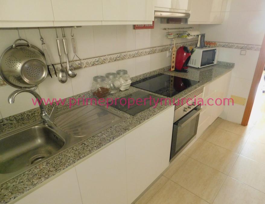 Puerto de Mazarron Apartment For sale 99995 €