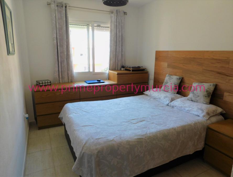 3 Bedroom Puerto de Mazarron Apartment
