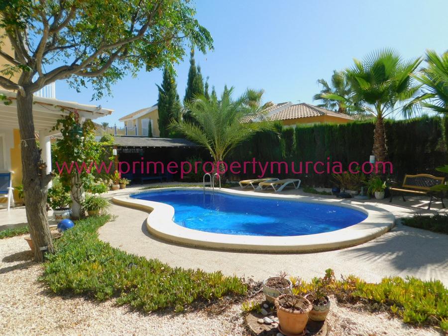 Mazarron Country Club Murcia Detached Villa 239995 €