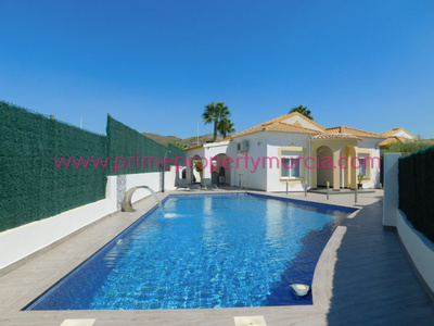 Ref:1807 Detached Villa For Sale in Mazarron Country Club