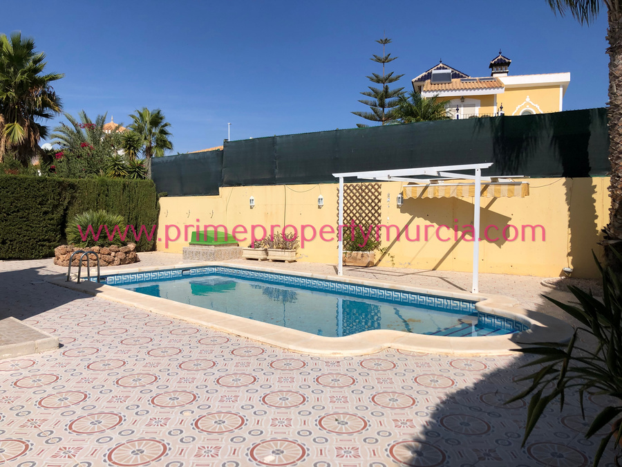 Detached Villa 3 Bedroom  For sale