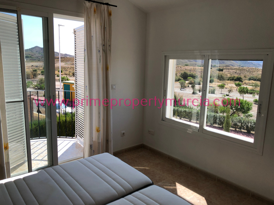 Detached Villa Mazarron Country Club 3 Bedroom