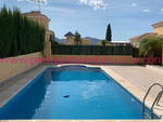 1814: Detached Villa for sale in Mazarron Country Club