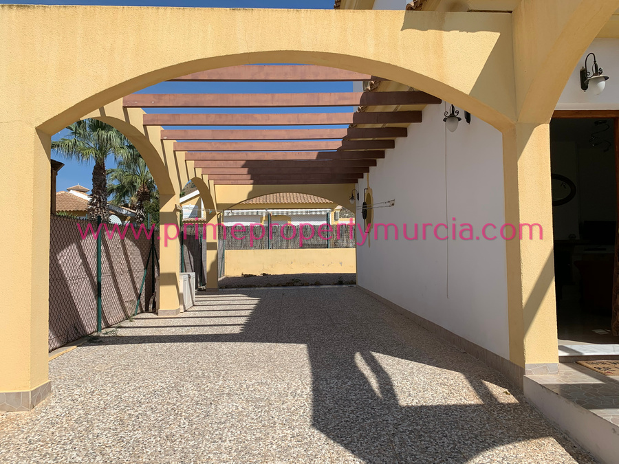 Detached Villa 3 Bedroom Mazarron Country Club