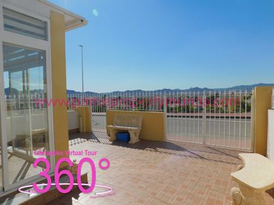 Ref:1816 Villa For Sale in Mazarron Country Club