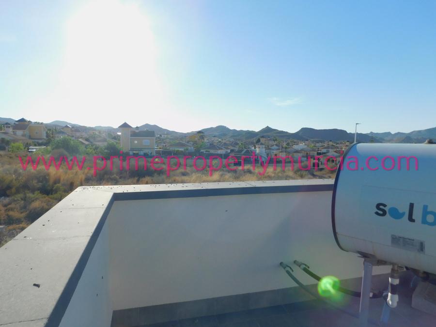 Detached Villa Mazarron Country Club Murcia