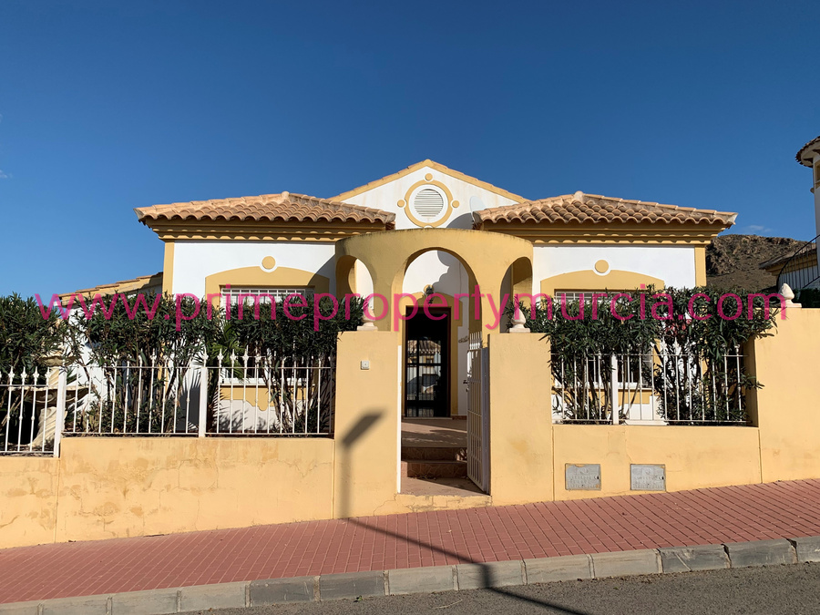 For sale Mazarron Country Club Detached Villa