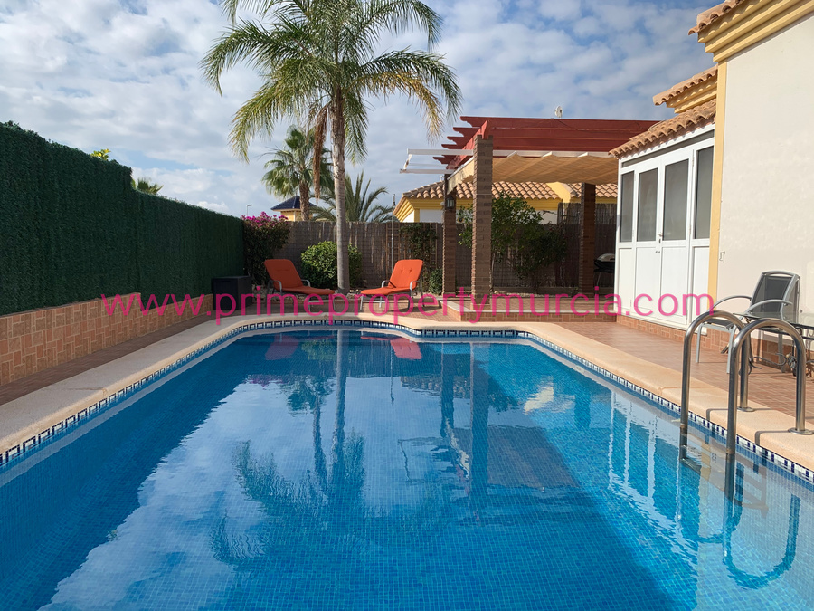 Mazarron Country Club Murcia Detached Villa 159000 €