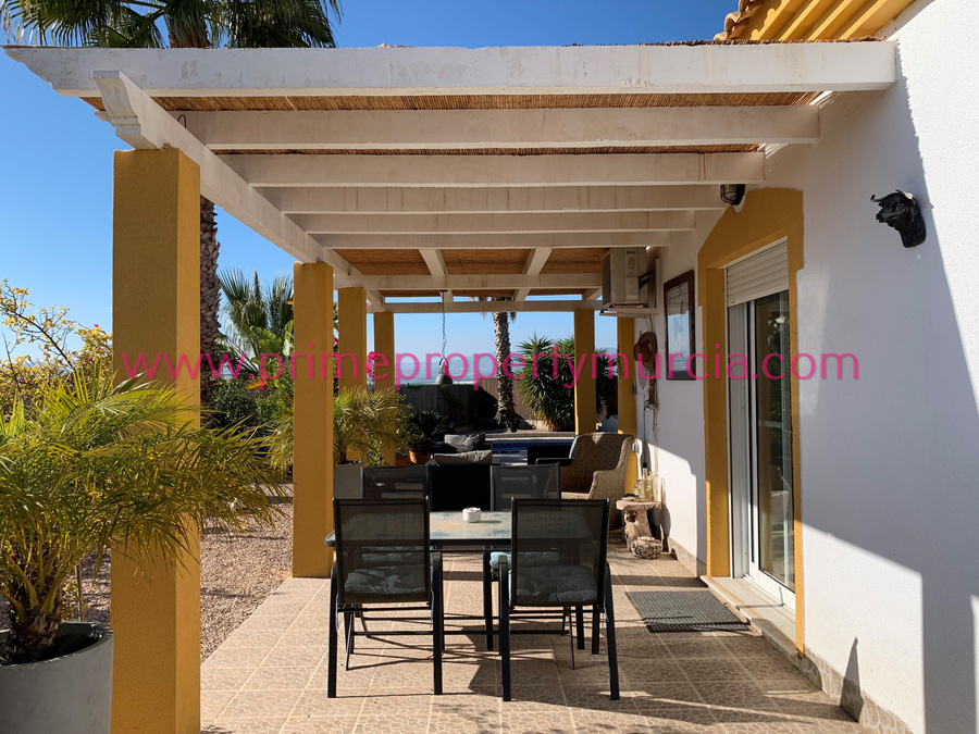 Mazarron Country Club Murcia Detached Villa 199000 €