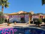 1823: Detached Villa for sale in Mazarron Country Club