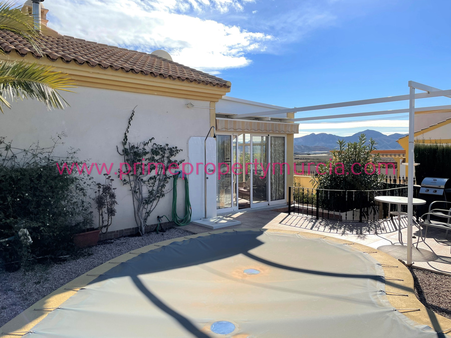 Semi Detached Villa For sale Mazarron Country Club